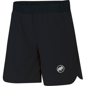 Mammut MTR 141 Shorts Long Dame black